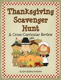 Thanksgiving Scavenger Hunt * Task Cards
