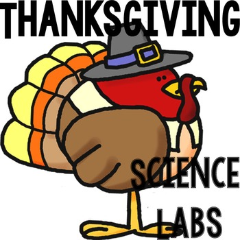 Thanksgiving Science Activities