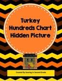Thanksgiving Turkey Hundreds Chart Hidden Picture Set