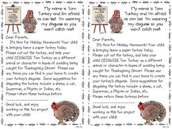 "Thanksgiving ""Turkey Trouble"""