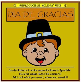 Thanksgiving in Spanish