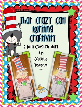 That Crazy Cat! Writing Craftivity
