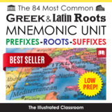 The 84 Most Common Greek and Latin Roots Mnemonic Unit - C