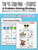 The 4 (.5) Step Plan for Problem Solving {A UPSC-Based Strategy}