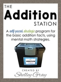 The Addition Station {Grade 1-2 Combo Pack}