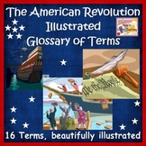 Revolutionary War - Illustrated definition of Terms