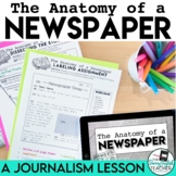 The Anatomy of a Newspaper: Journalism and Informational T