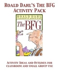 The BFG by Roald Dahl Activity Packet