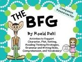 The BFG by Roald Dahl: A Complete Novel Study!