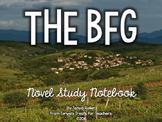 The BFG novel study