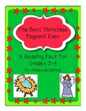 The Best Christmas Pageant Ever Reading Pack {Freebie!}