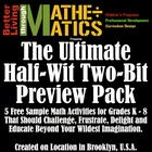 The Better Living Through Mathematics Preview Pack