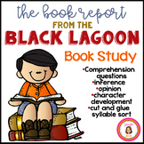 The Book Report From the Black Lagoon Book Club Packet