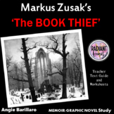 The Book Thief - Zusak Teacher Text Guides and Worksheets