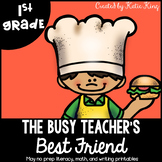 The Busy Teacher's Best Friend May Edition