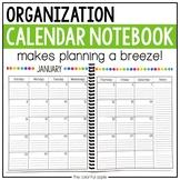 The Calendar Notebook