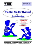 The Cat Ate My Gymsuit by Paula Danziger: Novel study for