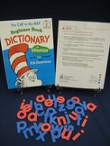 The Cat in the Hat Dictionary English parent pack