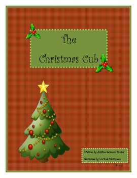The Christmas Cub story is a reading, language arts unit