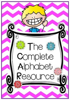 The Complete Alphabet Pack