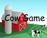 The Cow Game - Classroom Management Farm Simulation