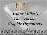 The Crucible~ Graphic Organizers
