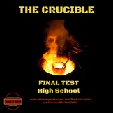 Literature - The Crucible Test