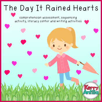 https://www.teacherspayteachers.com/Product/The-Day-It-Rained-Hearts-comprehension-sequencing-and-vocabulary-1056678