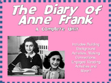 The Diary of Anne Frank - A Complete Unit