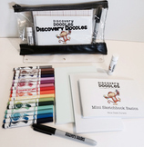 The Doodle Institute: Travel Doodle Kit