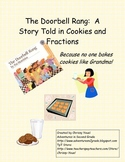 The Doorbell Rang:  A Story Told in Fractions and Cookies