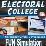 The Electoral College Simulation Activity (Civics)