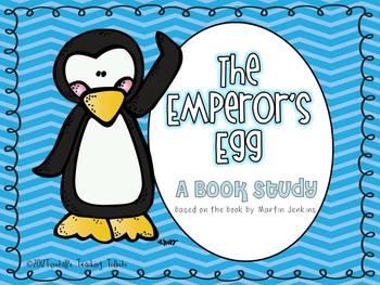 The Emperor's Egg Book Study