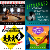 The Estrangement 4 Pack ~ Reasons, Perspective, Coping, He
