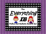 The Everything IB Polka Dot Bulletin Board Set