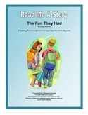 The Fun They Had:  Short Story Teaching Pack with Common C