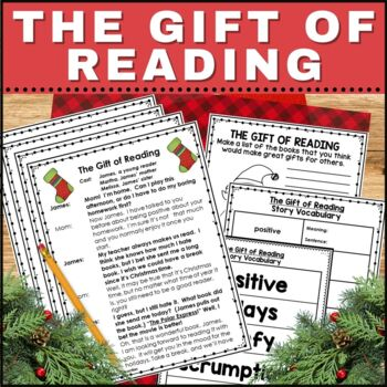 Partner Script: Gift of Reading