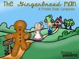 The Gingerbread Man {Book Companion Freebie}