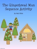 The Gingerbread Man Sequence Activity