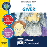 The Giver Gr. 5-6 - Common Core Aligned