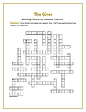 The Giver: Identifying Characters by Quotations--Fun!