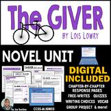GIVER - Student-Ready Novel Unit