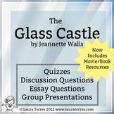 The Glass Castle - Quizzes, Exam, Discussion, Presentations