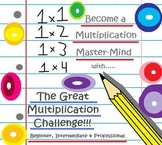 The Great Multiplication Challenge CD