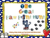 The Great Paw Print Hunt