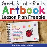 Greek and Latin Roots: Ineractive Notebook Lesson Plan