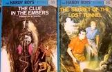 The Hardy Boys: 2 Hardback Novels