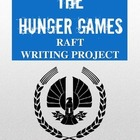 The Hunger Games RAFT Writing Project + Rubric + Edublogs