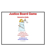 The Justice System Board Game
