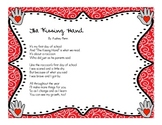 The Kissing Hand Poem:  A First Day of School Parent Keepsake